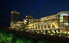 商业广场照明概念设计